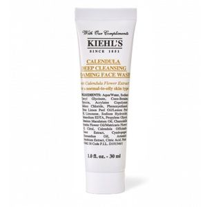 Kiehl's Calendula Deep Cleansing Foam